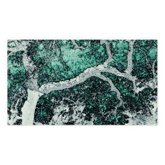 Cork oak digital art style prints Japanese Pack Of Standard Business Cards