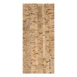 Cork oak pattern rack cards