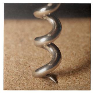 Corkscrew. Tile