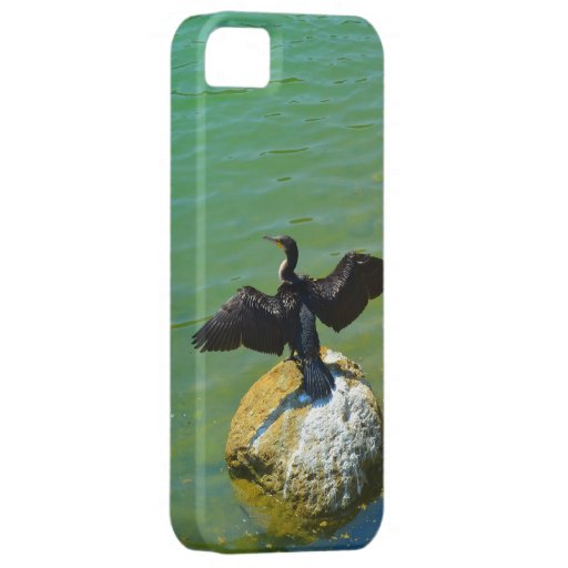 Cormorant iPhone 5 Cases