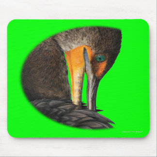 Cormorant Mouse Pad