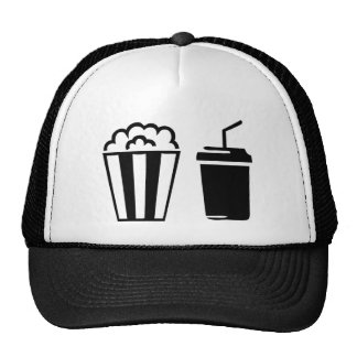 Corn and Drink Hats