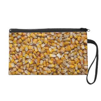 Corn background wristlet