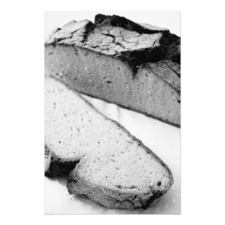 Corn bread art photo