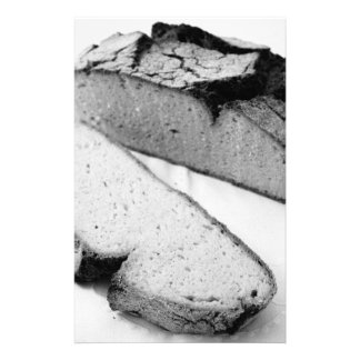 Corn bread customised stationery