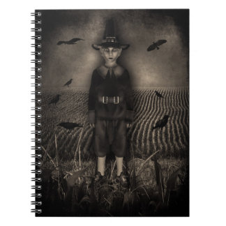 Corn Child Custom Notebook