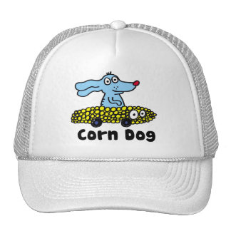 corn dog hat