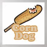 corn dog posters