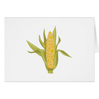Corn Ear Card