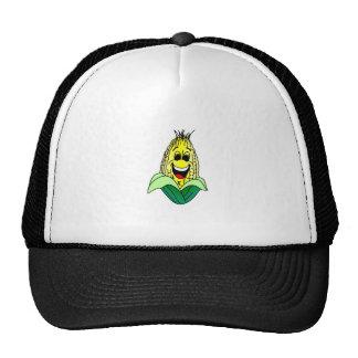 Corn Face Cap