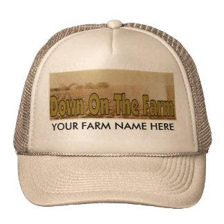 Corn Farm Cap