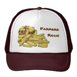 Corn Farmers Rock! Cap