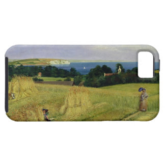 Corn Field in the Isle of Wight iPhone 5 Cases