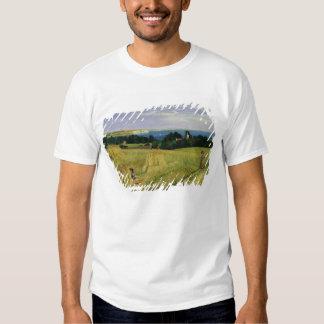 Corn Field in the Isle of Wight Tee Shirt
