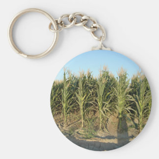 Corn Field Key Ring