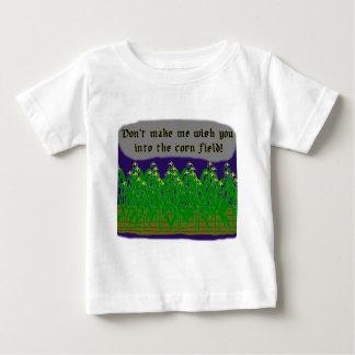 Corn Field Wish Baby T-Shirt