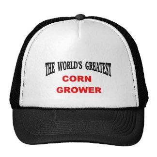 Corn grower trucker hat