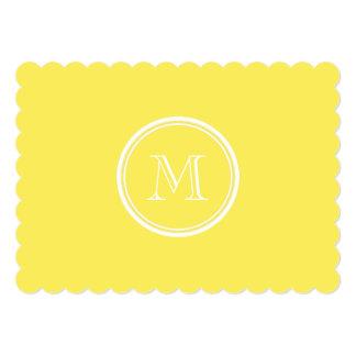 Corn High End Colored Personalized 13 Cm X 18 Cm Invitation Card