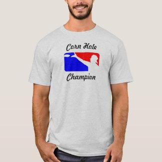 Corn Hole Champion T-Shirt