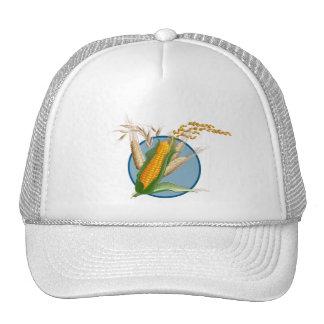 CORN HUSK HAT