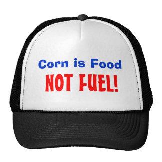 Corn is Food, NOT FUEL! Cap