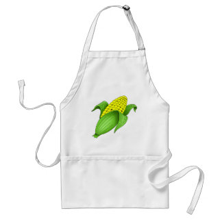 Corn On The Cob Apron