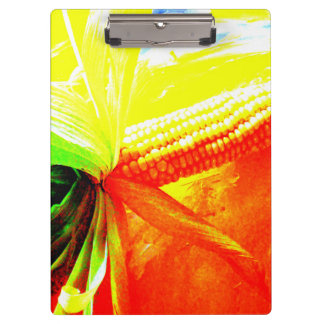 Corn on the Cob clipboard