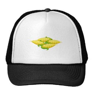 Corn On The Cob Mesh Hat