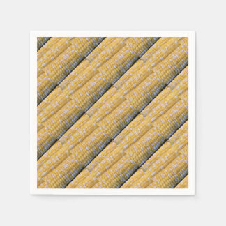 Corn on the Cob Party Supplies Disposable Napkins