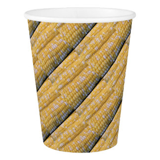 Corn on the Cob Party Supplies Paper Cup