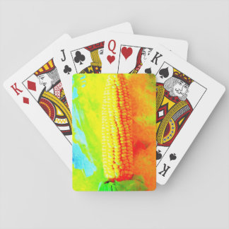 Corn on the Cob Playing Cards