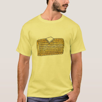 Corn on the Cob with Butter T-Shirt