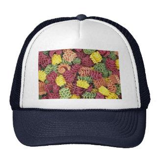 Corn pasta mesh hats