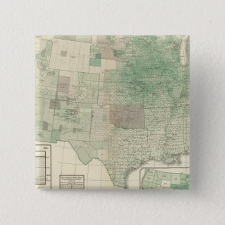 Corn per acre planted 15 cm square badge