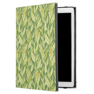 "Corn plants pattern background iPad pro 12.9"" case"