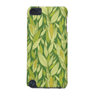 Corn plants pattern background iPod touch (5th generation) cases