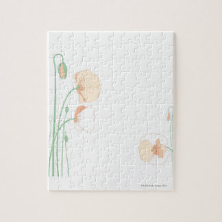 Corn Poppy Jigsaw Puzzle