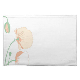 Corn Poppy Placemat
