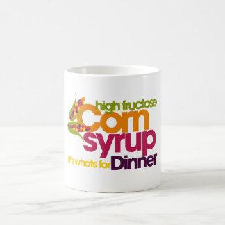 Corn Syrup Coffee Mugs