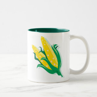 Corn Two-Tone Coffee Mug