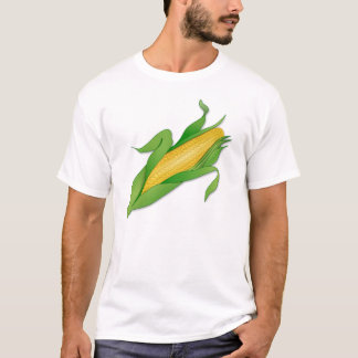 corn with husk T-Shirt