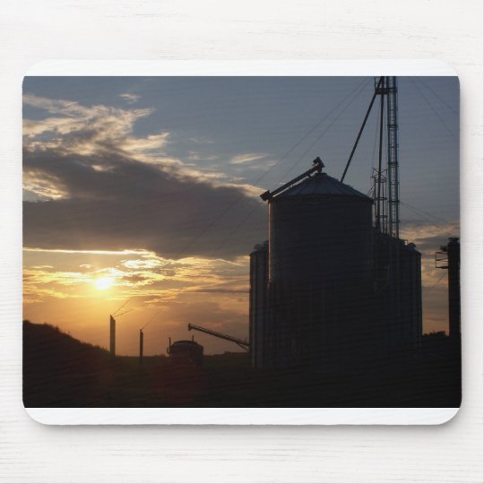 CornDryer SunRise Mouse Mat