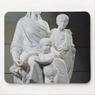Cornelia, Mother of the Two Gracchi Brothers Mouse Pad