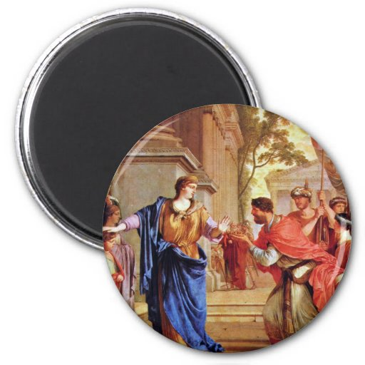 Cornelia Rejects The Crown Of The Ptolemies By La Magnet