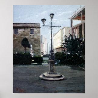 Corner of Ferrol (To Corunna) Poster