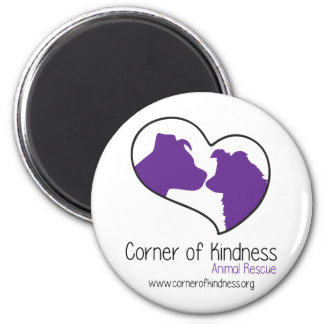 Corner of Kindness Magnet