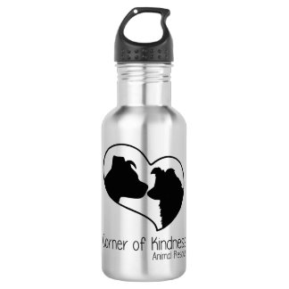 Corner of Kindness Stainless Steel Water Bottle 532 Ml Water Bottle
