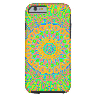 Corner of Love and Haight Tough iPhone 6 Case