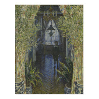 Corner of the Apartment by Claude Monet Postcards