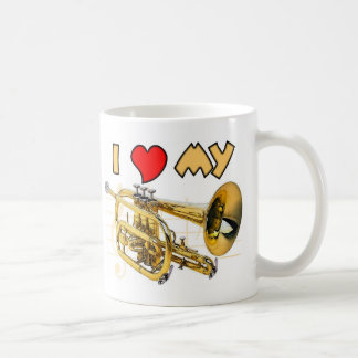 Cornet Love Coffee Mug